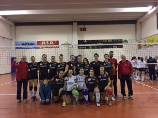 Volley, luci ed ombre ad Assisi per l'avvio dei campionati