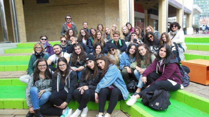 Un po' di Australia tra gli studenti del Liceo Properzio di Assisi