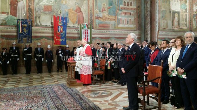 4 ottobre, Assisi celebra San Francesco, Patrono d'Italia