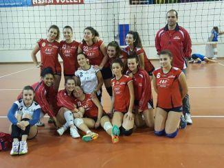 Assisi volley ancora positiva alla ripresa dei campionati contro Libertas