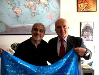Millenium Marathon Peace, parla il Fondatore Gianfranco Costa