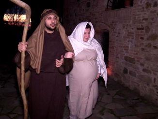 Natale ad Assisi, anteprima nel magico Castello di San Gregorio