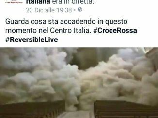 Danni indiretti post sisma: il Comune di Assisi diffida la Croce Rossa Italiana
