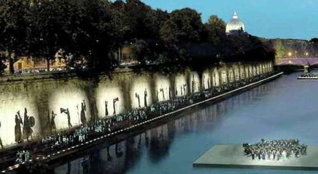 Onirica Assisi 2054, viaggio immaginario in 8 puntate, seconda puntata: i muri