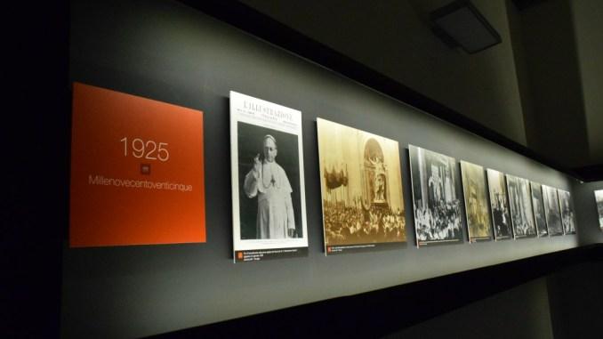 Giubilei del '900, la mostra di Assisi raggiunge 13mila presenze