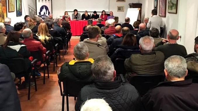 Amministrazione e territori Assisi, partecipazione a Santa Maria degli Angeli