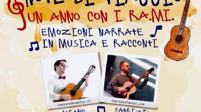 Teatro degli Instabili Assisi, Note di viaggio un anno, con missionari Ra.Mi.