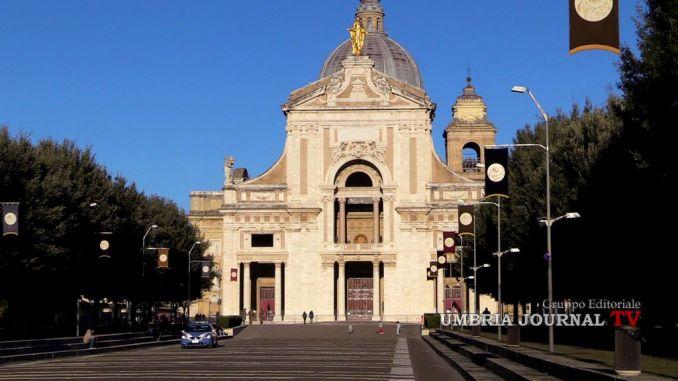 Terremoto, chiusa basilica Santa Maria degli Angeli per motivi precauzionali