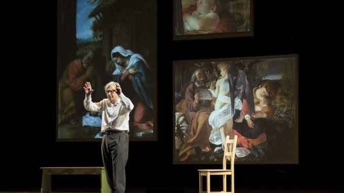 Umbria Eventi d'Autore, Vittorio Sgarbi al Teatro Lyrick con Caravaggio