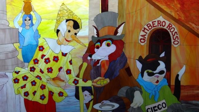Pinocchio, le avventure di un sognatore, 4 spettacoli a Santa Maria sabato e domenica