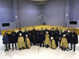 I Priori e le Scuole al Piatto di Sant'Antonio con l'Assessore Travicelli