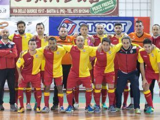 Calcio a 5, serie B: Corinaldo - Angelana 1-4