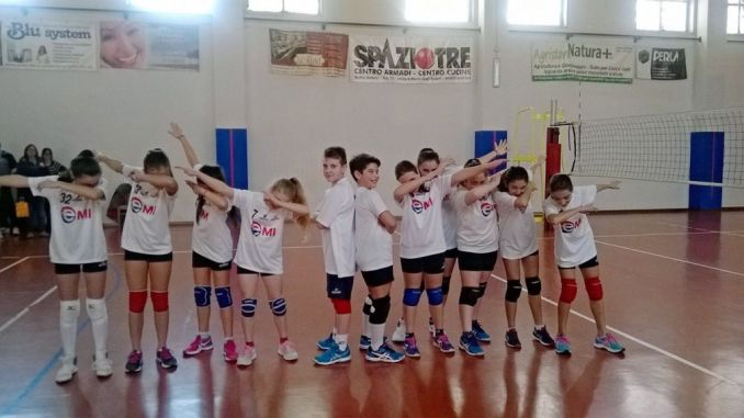 Assisi volley chiude in crescendo la regular season
