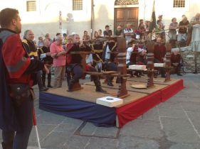 Palio san Rufino ad Assisi, gli eventi del fine settimana