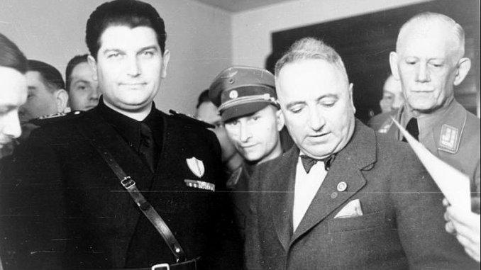 Giorgio Croce appoggia la critica di @sinistra Assisi su fascismo e ricordo Tullio Cianetti
