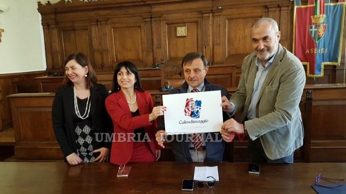 Comune di Assisi raddoppia i fondi per il Calendimaggio, presentato nuovo logo