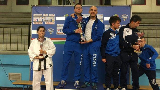 Campionato Regionale Karate Umbria Marche, TksEpyca vince primo posto