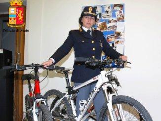 Vendevano biciclette rubate, Polizia di Assisi smantella banda di trafficanti