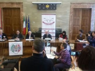 """Prima Conferenza Stampa """"L'Umbria si rimette in Moto"""" #umbriamoto"""