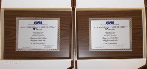 ...E VIEN CALENDIMAGGIO: Premiazione AVIS