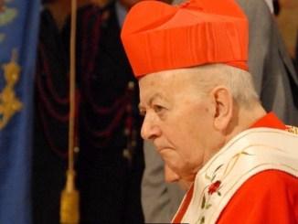 Morto cardinale Attilio Nicora, il ricordo del Sindaco di Assisi, Stefania Proietti