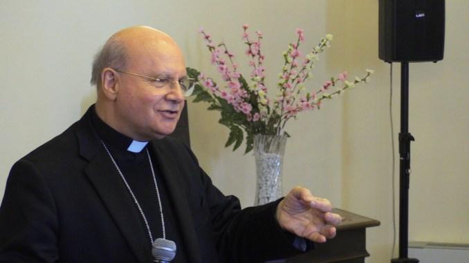 Uniti nella preghiera, uniti nella pace, il messaggio di Monsignor Sorrentino