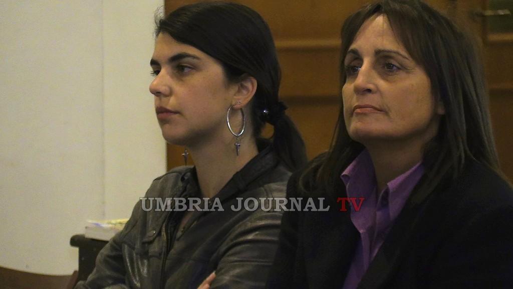 Veronica Cavallucci e Claudia Travicelli
