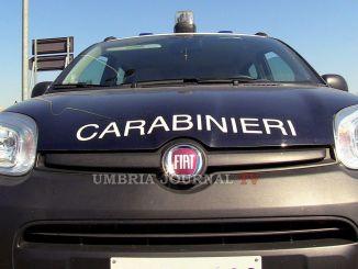Controlli Carabinieri di Assisi, controllate 210 persone, di cui 45 stranieri