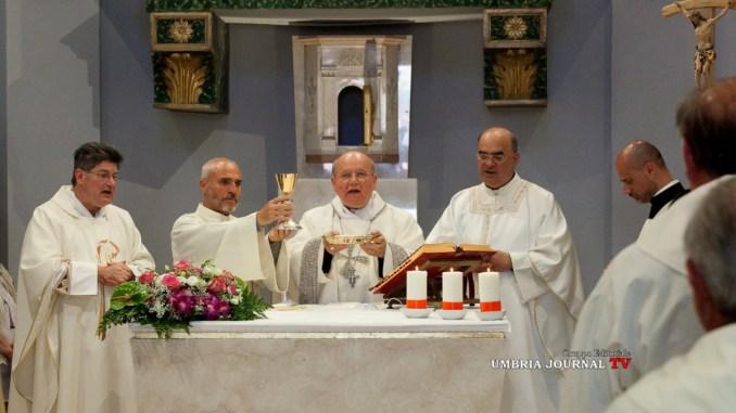 A Sterpeto di Assisi la chiesa riapre le sue porte ai fedeli