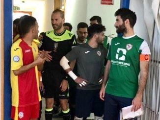 Angelana calcio a cinque saluta i play-off ed esce sconfitta