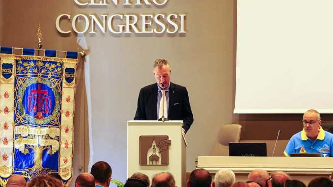 Assemblea Nazionale Misericordie, il Presidente Trucchi sulla riforma del terzo settore