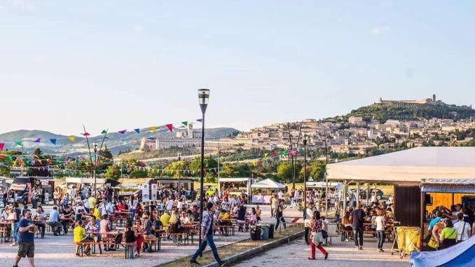 Assisi Food Truck Festival and Village 2019,a fine agostola quinta edizione
