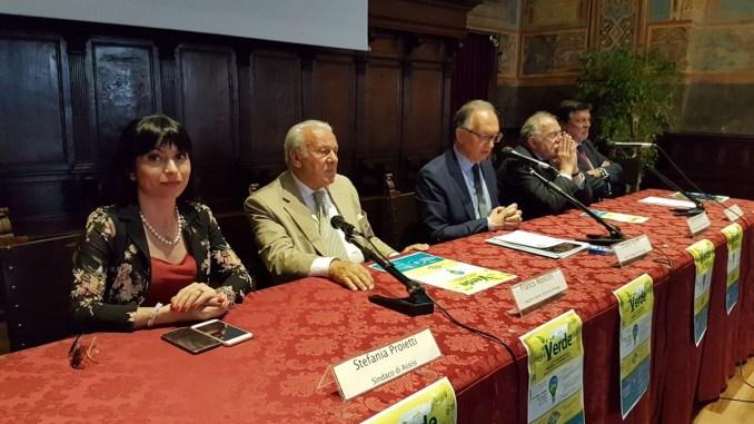 Spazio al Verde 2017, Proietti, il tema dell'ambiente interessa la vita delle persone