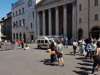 Ecco come vedrebbe Claudio Carli l'Assisi di oggi, anche questa è cultura