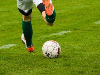 Lama batte l'Angelana calcio per uno a zero, gol di Veneroso