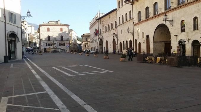 Assisi, modifiche alla circolazione per il Palio di San Rufino