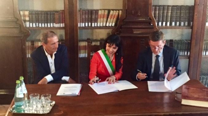Firmato il protocollo d'intesa tra Enea e città di Assisi
