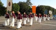 Perdono di Assisi corteo (4)