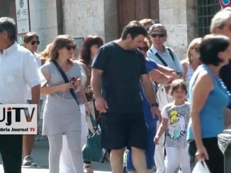 Turismo Assisi in lenta ripresa, i dati regionali comunicati da Paparelli