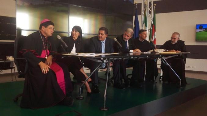 Le Celebrazioni di San Francesco Patrono d'Italia presentate a Genova