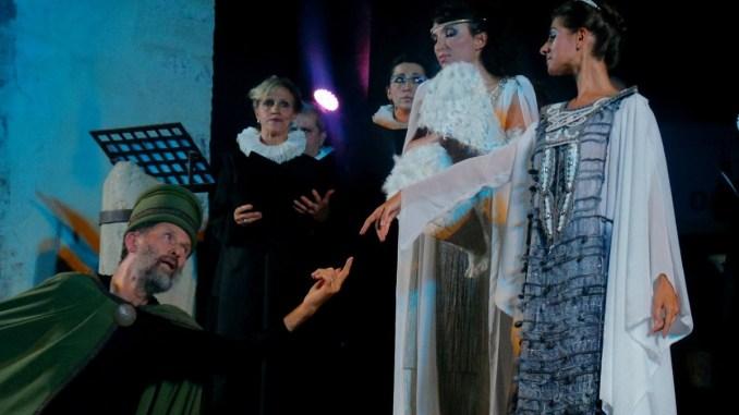 Teatro Sacro ad Assisi, più di mille spettatori ai tre spettacoli a San Pietro