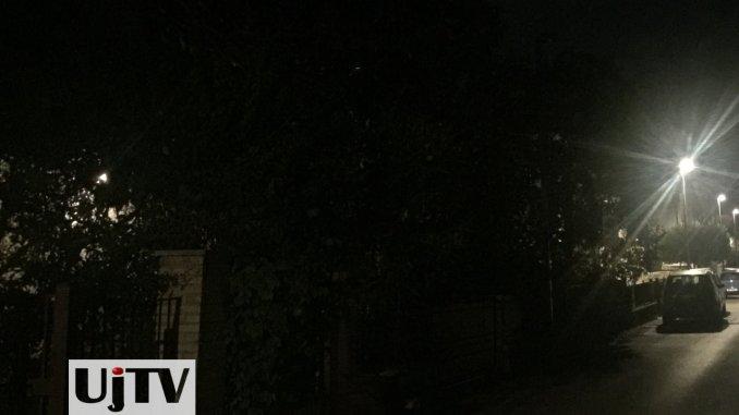 Valentini in via della Conciliazione a Santa Maria degli Angeli siamo al buio