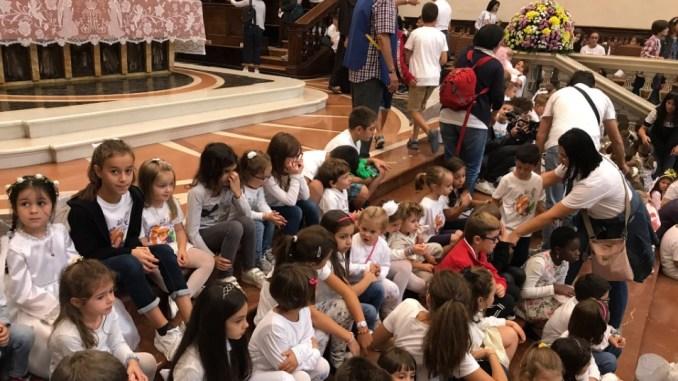 A Santa Maria si è svolta la Festa degli Angeli, tre giorni con i più piccoli