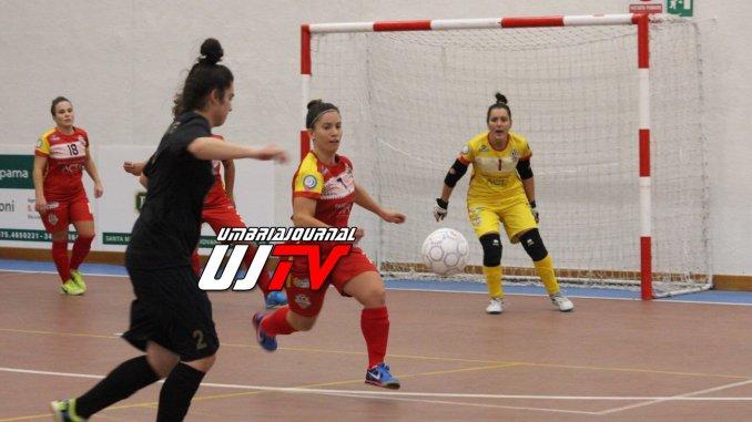 Sconfitta a Torgiano per Angelana calcio a 5 femminile