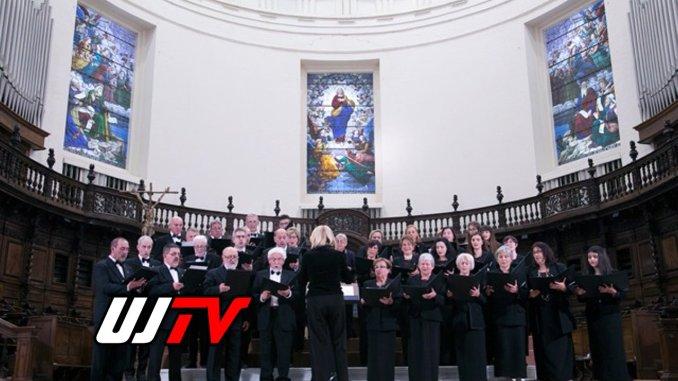 Coro Manos Blancas Assisi Pax Mundi concerto Santa Maria della Minerva