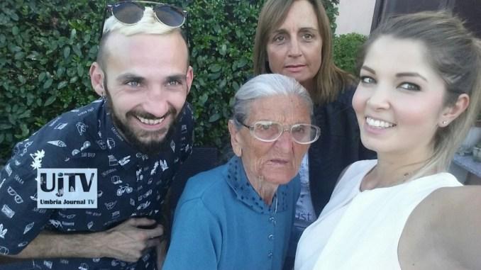 Tordibetto in festa, Nonna Irma Fioriti ha compiuto cento anni