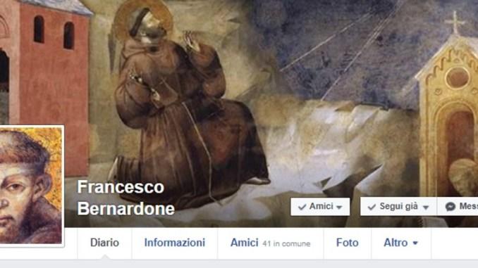 San Francesco sbarca sui social, chiedetegli l'amicizia, l'accetterà