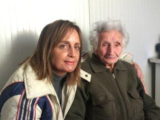 La forza di nonna Peppina, sfrattata dopo il sisma, la richiesta di aiuto di due ex assessori