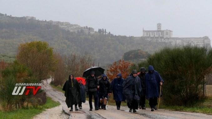 Assisi Mia dedicato a Carlo Angeletti, fu il principale sostenitore della rivista