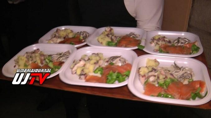 Rivotorto, una cena a base di pesce con l'ASD Rivo e gli amici del paese